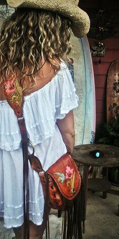 My style ~ Boho hippy Buffalo Girl