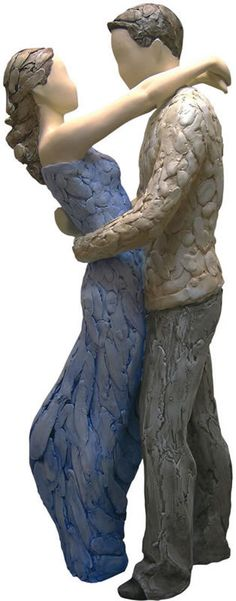 Love Always Couple Figurine. Discover Thousand of Exceptional Figurines, Statues and Sculptures for your Home at AllSculptures.com