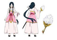 Hakuei during the Kouga Arc Hakuei's Metal Vessel, a flabellum Cosplay Characters, Anime Characters, Magi Judal, Character Concept, Character Design, Hakuryuu Ren, Magi Kingdom Of Magic, Aladdin Magi, Anime Magi