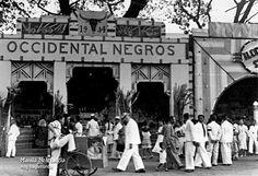 Province promotion booths - Manila Carnival 1932. Photo by Viktor Mussik. (Taken from Manila Nostalgia.)