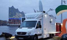 For today's grand opening of Hamburg's Elbphilharmonie we provide North Germany's broadcaster NDR with a Tetra system, two radio links and 75 Motorola mobile radios. #RIEDEL
