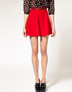 Ponti Mini skirt<3