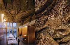 Architectural Eco Acoustics - Bamboo Skewer Ceilings at The Tides (GALLERY)