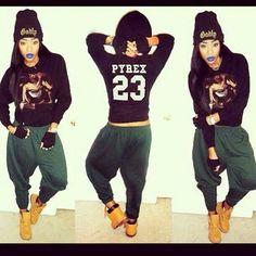 Girl swag.