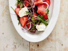 Caprese Salad, Summer Recipes, Salad Recipes, Food And Drink, Meals, Baking, Vegetables, Summer Food, Cooking Ideas