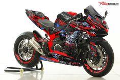 Honda Bikes, Ducati Motorcycles, Cars And Motorcycles, Moto Bike, Motorcycle Bike, Custom Sport Bikes, Dirtbikes, Super Bikes, Cool Bikes