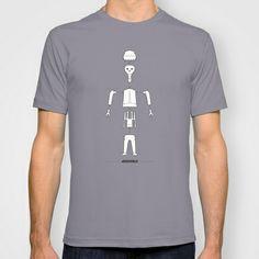 Playmobil Assemble T-shirt by Alex Heuchert - $22.00