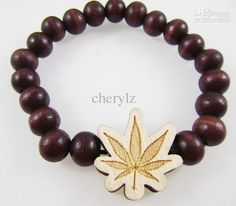 Wholesale Hiphop Jewelry - Buy Hiphop Man Jewelry Wooden Bracelet ...