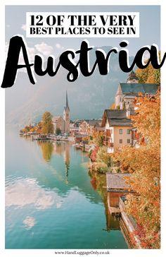 5 Day Itinerary To Explore Austria: Vienna, Wachau and Upper Austria Visit Austria, Austria Travel, Denmark Travel, Cool Places To Visit, Places To Travel, Travel Destinations, Holiday Destinations, Id Travel, Travel Goals
