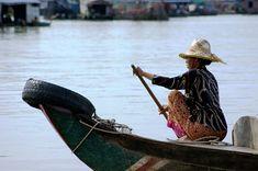 Exploring the fascinating floating fishing village on Tonle Sap lake, Cambodia Cambodia Beaches, Cambodia Travel, Tonle Sap, Battambang, Phnom Penh, Modern History, Angkor Wat, Fishing Villages, Travel