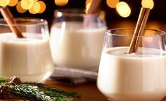 Get Coquito (Coconut Rum Eggnog) Recipe from Food Network Coconut Drinks, Coconut Rum, Christmas Drinks, Holiday Drinks, Holiday Mood, Holiday Recipes, Winter Drinks, Party Drinks, Winter Christmas