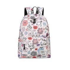Backpacks Frugal Coofit Cute Note Piano Printed Mini Backpack For Girls Teens High Quality Guitar Pu Leather Female Women Bagpack Travel Satchel Good Companions For Children As Well As Adults Luggage & Bags