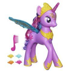 Buy My Little Pony Princess Twilight Sparkle Figure by Hasbro with cheapest price at Grabmore.in - Online Shopping of Toys