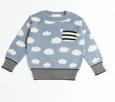 NOCH mini Cloud Sweater