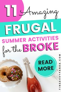 Are you looking for some fun frugal activities for adults to do this summer? You want to have fun, but at the same time, saving money is important to you. Fret not! I have the perfect frugal activities list for the broke that you must try this weekend! Hobbies For Adults, Activities For Adults, Activities To Do, Summer Activities, Frugal Family, Frugal Living Tips, Frugal Tips, Time Saving, Saving Money