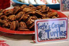 yertle's caramel turtles