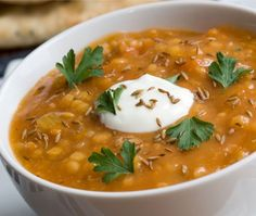 Greek Lentil Soup Recipe | House & Home