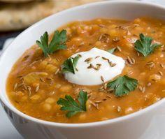 Greek Lentil Soup Recipe | House & Home
