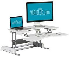 VARIDESK - Height-Adjustable Standing Desk