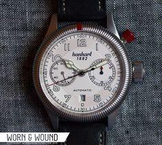Hanhart Pioneer Monocrontrol