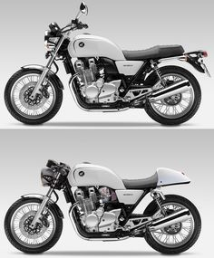Honda CB1100 Custom Concept | 2017 = Back to the USA? | Honda-Pro Kevin