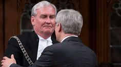 Sergeant-at-arms Kevin Vickers of the House of Commons on Parliament Hill Ottawa... named Canadian Ambassador to Ireland. Jan. 8th, 2015
