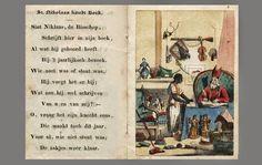 Een 165 jaar oud Sinterklaasboek waarin Zwarte Piet voor het eerst zijn opwachting maakt, is donderdagavond geveild voor bijna 3.000 euro. Dat meldt onlineveilinghuis Catawiki. Een Nederlandse particulier is de nieuwe eigenaar. Catawiki noemt nooit namen van bieders.