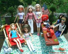Liv it up for the 4th of July with Sophie dolls and friends (Video)