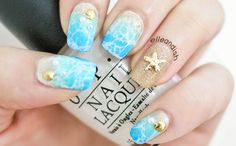 Pretty Nail Art Ideas for Summer – Spring Break: Beach Nails – Cool Easy DIY Nail Art and Nailart For Summer, For The Beach, With Designs And Colors Like Neon, Acrylic, French Nailart and Gel Ideas. These Are Step By… Continue Reading → Frensh Nails, Love Nails, Fun Nails, Hair And Nails, Nails 2016, Style Nails, Acrylic Nails, Pretty Nail Art, Cute Nail Art