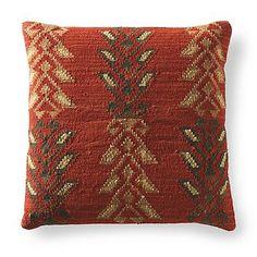 Kader Kilim Throw Pillow from Grandin Road $39