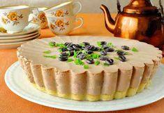 Irish Coffee Suklaajuustokakku Irish Coffee, Cheesecake, Pudding, Baking, Desserts, Christmas, Recipes, Pastries, Food