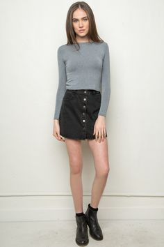 Brandy ♥ Melville | Nanna Skirt - Bottoms - Clothing