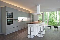 Sisustus - keittiö - Gloria-keittiöt - Teollinen - Moderni - 52973f51498e5d0348a5ebde - sisustus.etuovi.com