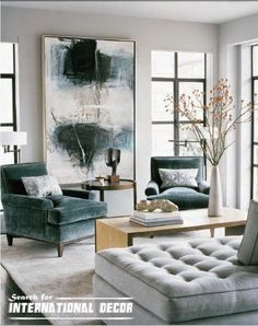 modern french neoclassical interior design - Google Search