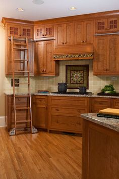 Kitchen Cabinet Ideas Cherries Earth And Shaker Style