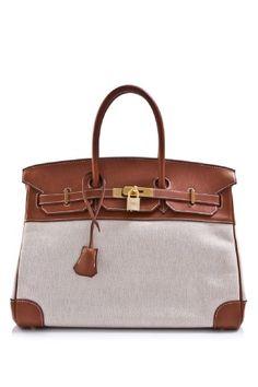 dc83b5994cf7 Vintage Pre-Owned Hermès Birkin 35