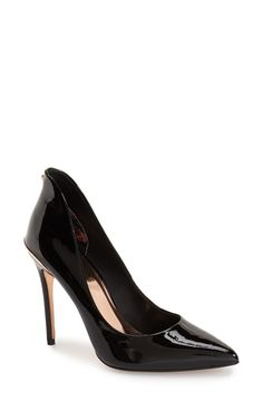 Ted Baker London 'Savenniers' Pointy Toe Pump (Women)