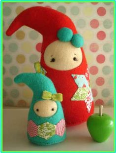 Imps - by May Blossom - Pattern