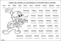 Atividades para alfabetização! - ESPAÇO EDUCAR