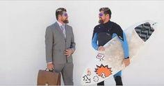 Ellos viven de cara a la realidad, nosotros somos los guardianes de la verdad  Humanos Vs Surfers   Radical Surf Humanos Vs Surfers Ellos son una raza abocada a la extinción, les devoraremos y nos quedaremos con su mundo. Los Surfers somos el siguiente paso en la escala evolutiva. Recuerdo la primera vez que vi una tabla de surf, la traía mi… RADICALSURFMAG.COM http://radicalsurfmag.com/humanos-vs-surfers/