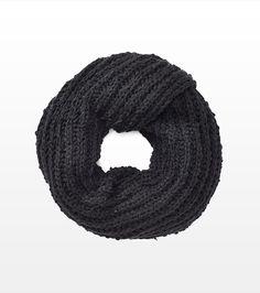 Knit Eternity Scarf