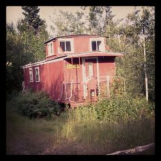 """cabin"" on culculz lake 