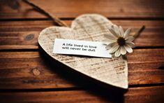 Jeśli masz serce pozwól mu, aby czasami potrafiło się pozbierać samo w sobie :)