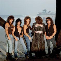 Bon Jovi New Jersey Super Deluxe Edition Photos.