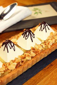 Apfel-Mandel-Tarte mit Lemongrass | MaLu's Köstlichkeiten