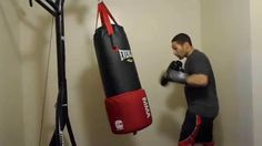 Everlast Omni Strike Punching Bag Review http://punchingbagsguide.com/everlast-omni-strike-heavy-bag-review/