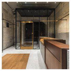 styletaboo: Neri & Hu - Comme Moi Flagship Store [Shanghai, 2015]