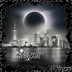 Blingee Good Night Sweet Dreams | good night sweet dreams Picture #129136540…