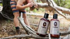 Dr. Squatch - 100% natural, NPA certified shampoo & conditioner