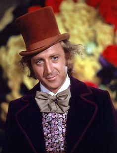 """Gene Wilder en """"Willy Wonka y la fábrica de chocolate"""" - Muere el cómico Gene Wilder a los 83 años"""